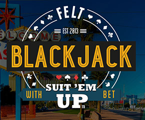 Blackjack Suit Em Up