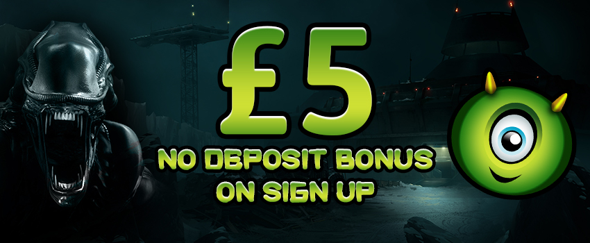 Get £5 on Sign Up