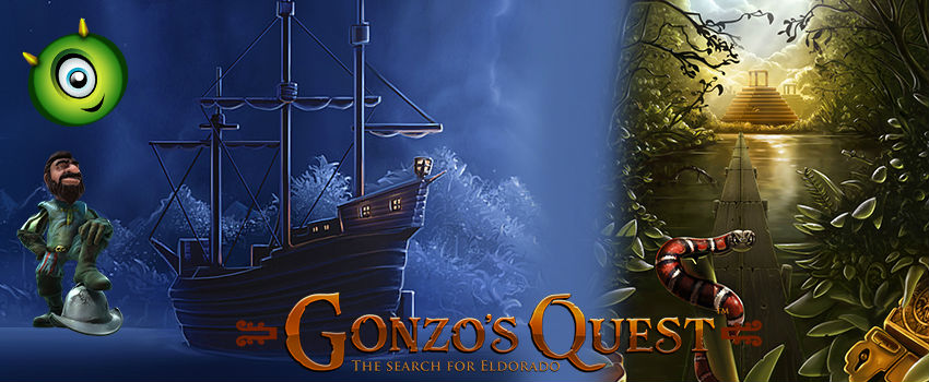 Gonzo's Quest - The Most Popular Online Slot Game