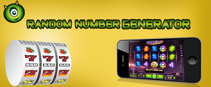 RNG (Random Number Generator) - The Brain of Mobile Slots