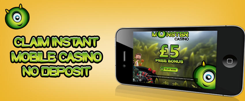How to Claim Mobile Casino No Deposit
