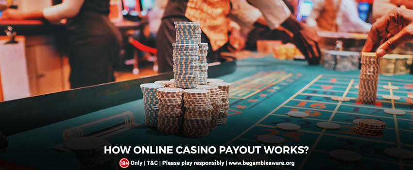 How Online Casino Payout Works?