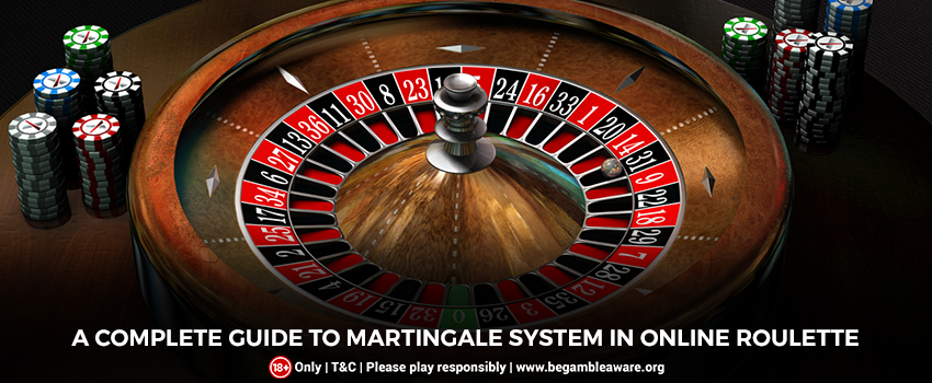 A Complete Guide to Martingale System in Online Roulette