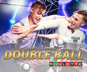 Double Ball Roulette Live