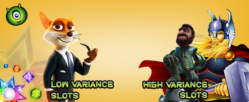 Difference between Volatility and Variance in Online Slot Games