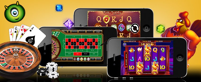 What Makes Monster Casino the Best Mobile Casino?