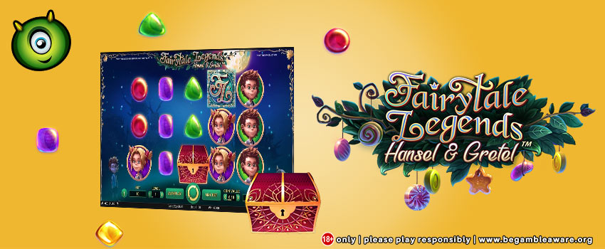 Launch of Fairytale Legends - Hansel and Gretel at Monster Casino