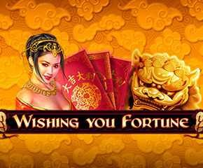 wishing you a fortune