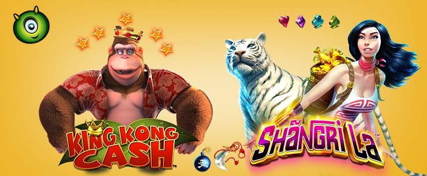 Brand New NYX Slots Launch this Week at Monster Casino