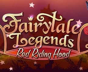 Fairy tale red riding hood