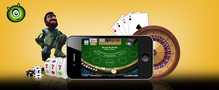 Monster Casino - The Best iPhone Casino out there!