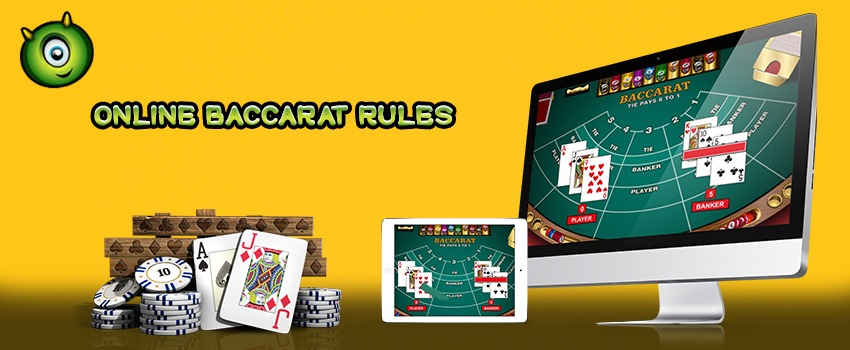 A Quick Guide to Online Baccarat Rules