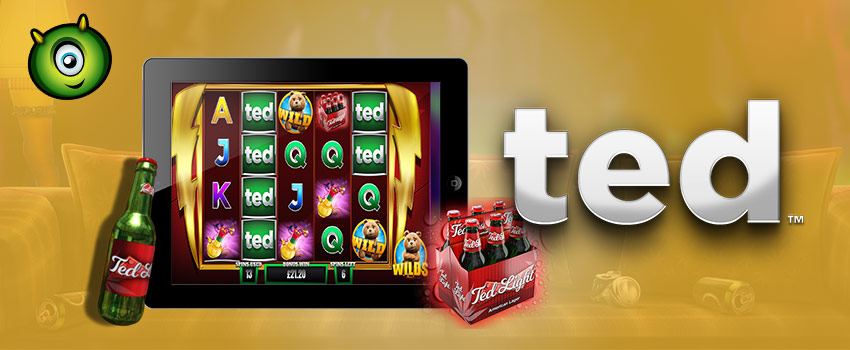 'Ted' Slots Launches At Monster Casino
