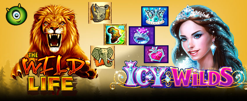 New IGT Wild Slot Games Launches at Monster Casino