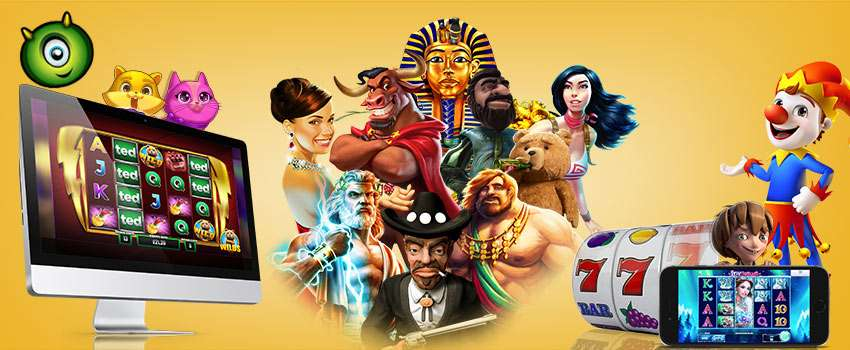 What Makes Slots The Most Popular Among Casino Games?