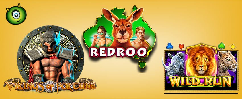 3 Brand New Slots Online Launches at Monster Casino