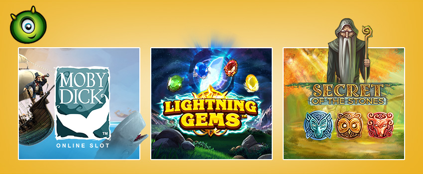 Monster Casino Launches 3 Brand New Online Slots