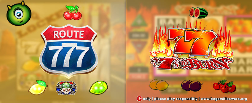 Is 7 Your Lucky Number Here are some special Online Slot Games for you!