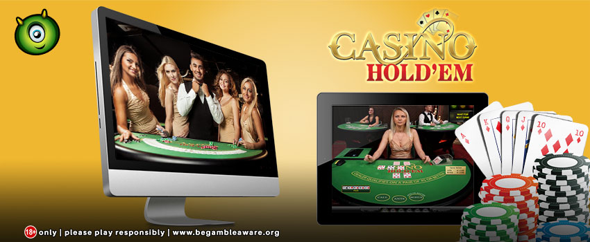 How to Play the Online Casino Holdem Game?
