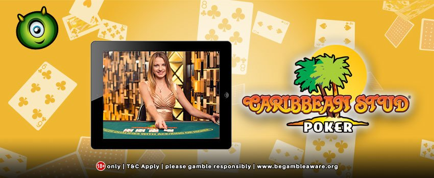 How to Play Caribbean Stud Poker Online?