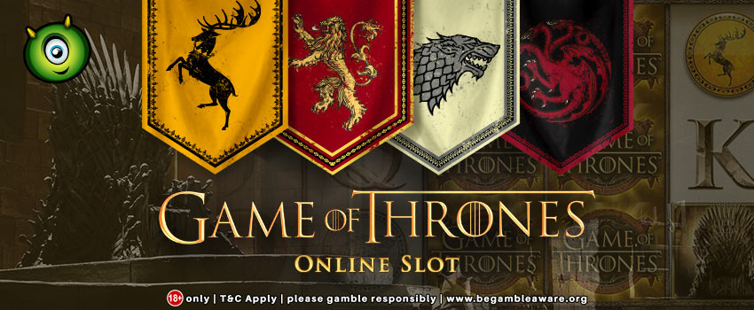 Game of Thrones Slots Makes its Debut at Monster Casino