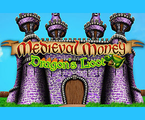 Medieval Money Dragon's Loot