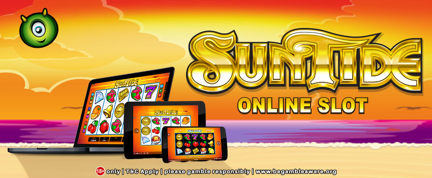 Enjoy Fruity Wins on The New Suntide Slot at Monster Casino