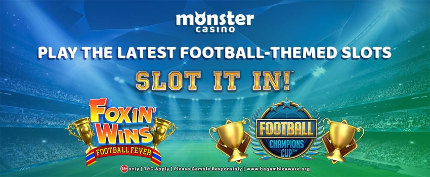 World Cup 2018 Special: Play The Latest Football-Themed Slots!