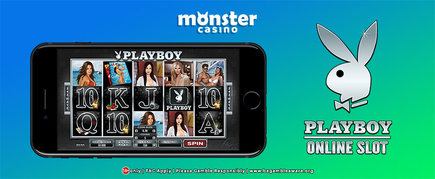 Microgaming Releases Its New Sensuous Slots, Playboy!