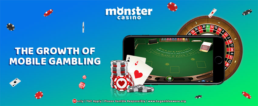 The Growth Of Mobile Gambling