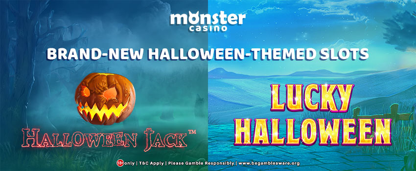 Halloween Special 2018 - Play Brand New Halloween-Themed Slots
