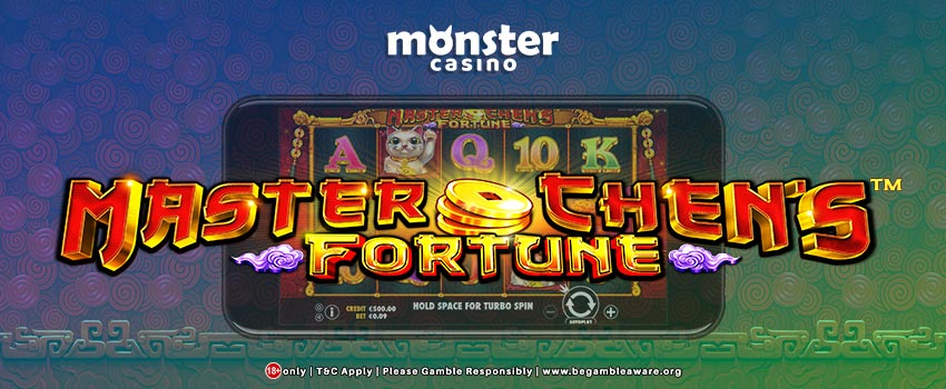 Play Chinese-Themed Master Chen's Fortune Slots