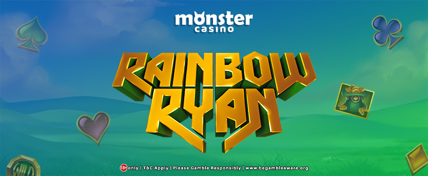 Try Out The All New Rainbow Ryan Slots