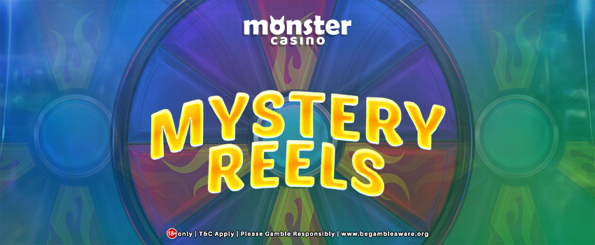 Try Out The Brand-New Fruit Machine Mystery Reels Slots!