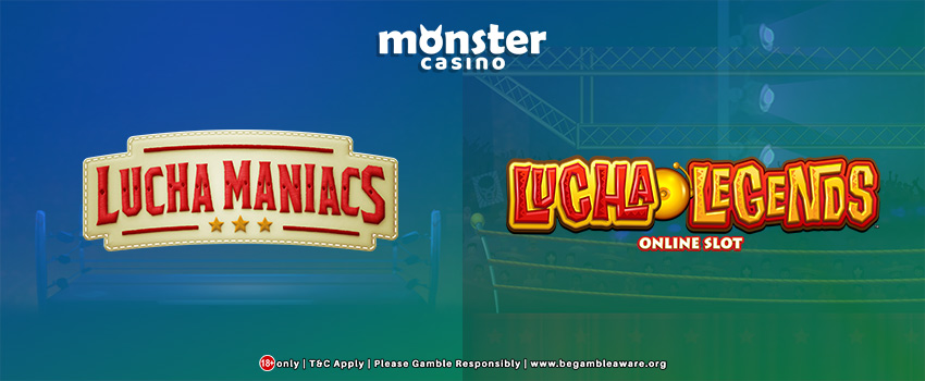 Difference Between Lucha Maniacs And Lucha Legends Slots
