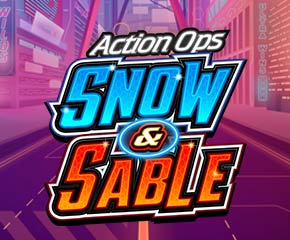 Action Ops – Snow and Sable