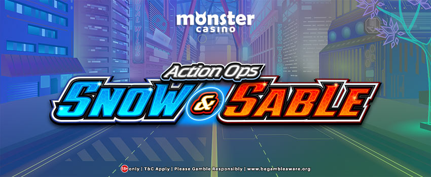 When Sci-Fi Meets Slot Games: Snow and Sable Slots