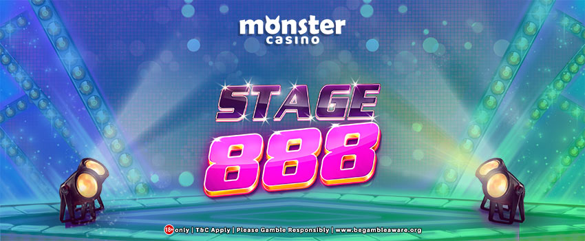 Set the Stage on Fire with Stage 888 Slots