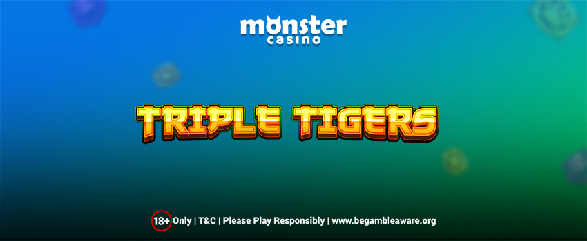 Travel To The East With Triple Tigers Slots