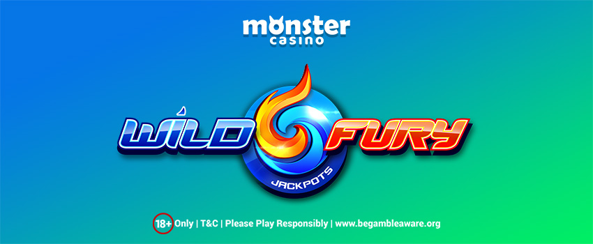 IGT Partners With Monster Casino to Launch Wild Fury Jackpots Slots