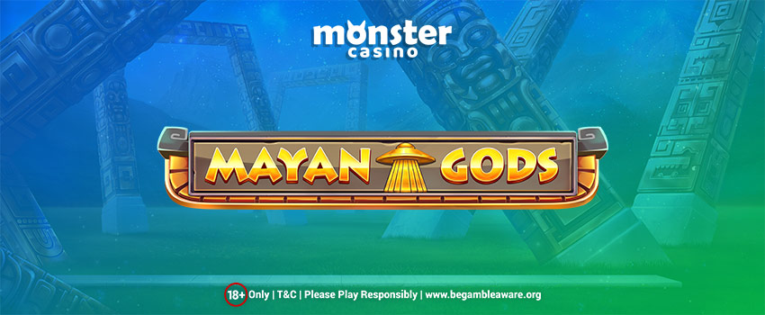 Mayan Gods Slots is Here!