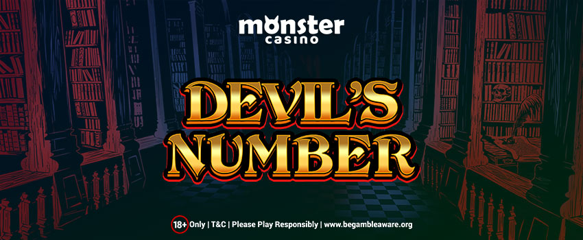 Red Tiger Gaming's Devil's Number Slots is here!