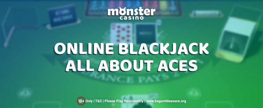 Online Blackjack: All About Aces