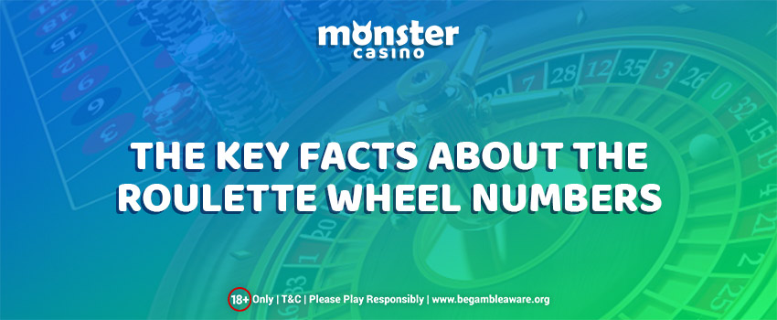 The Key Facts About Roulette Wheel Numbers