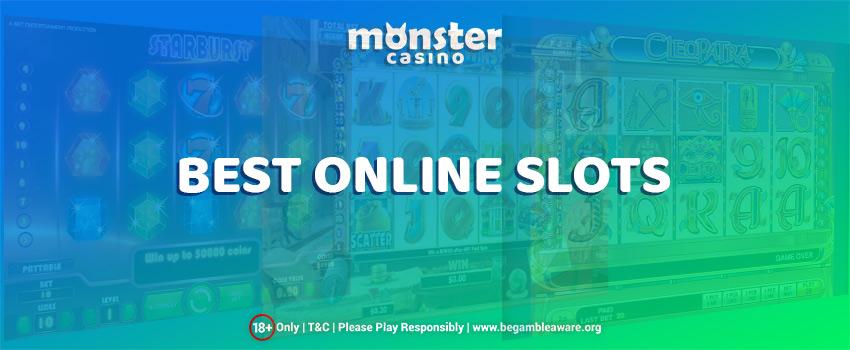 A List Of The Best Online Slots That Are Sure To Make To Go Gaga!